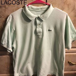 Lacoste polo shirt L